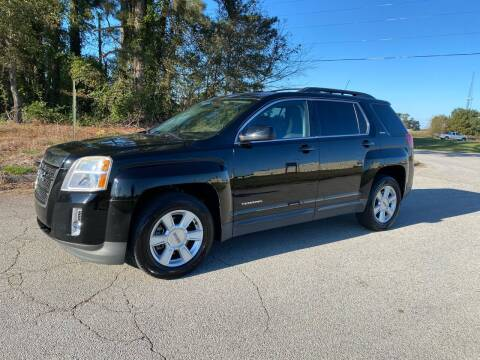 2010 GMC Terrain for sale at GTO United Auto Sales LLC in Lawrenceville GA