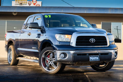2008 Toyota Tundra for sale at AUTO NATIX in Tulare CA