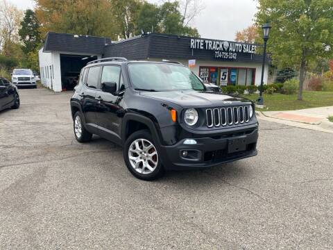 2015 Jeep Renegade for sale at Rite Track Auto Sales in Canton MI
