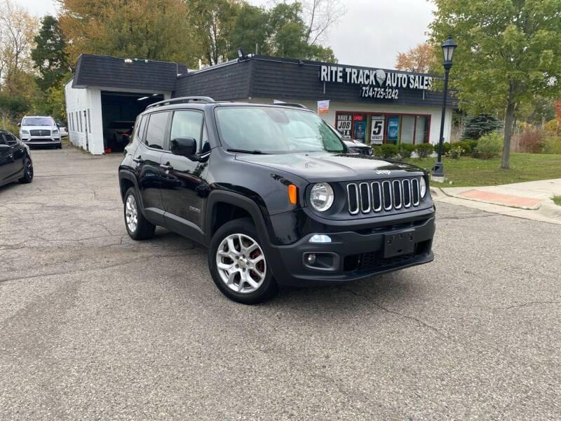 2015 Jeep Renegade for sale at Rite Track Auto Sales in Canton MI