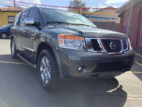 2010 Nissan Armada for sale at Active Auto Sales in Hatboro PA