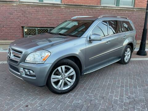 2011 Mercedes-Benz GL-Class for sale at Euroasian Auto Inc in Wichita KS