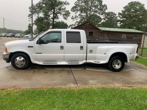 2001 Ford F-350 Super Duty for sale at Texas Truck Sales in Dickinson TX