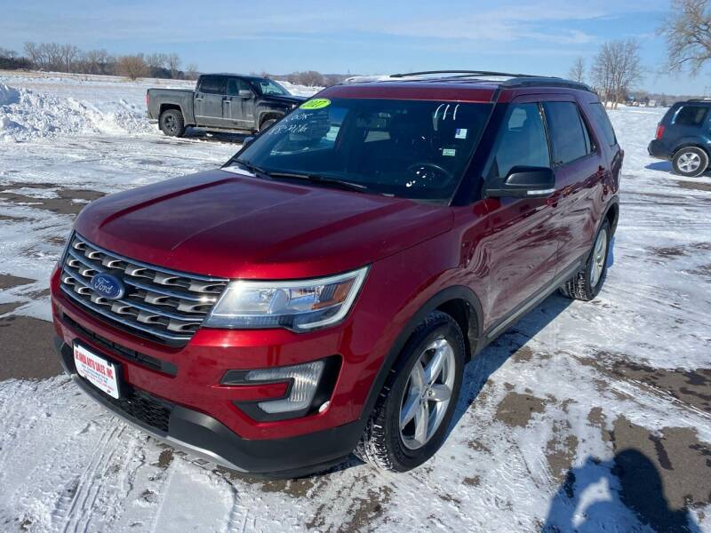 2017 Ford Explorer for sale at De Anda Auto Sales in South Sioux City NE