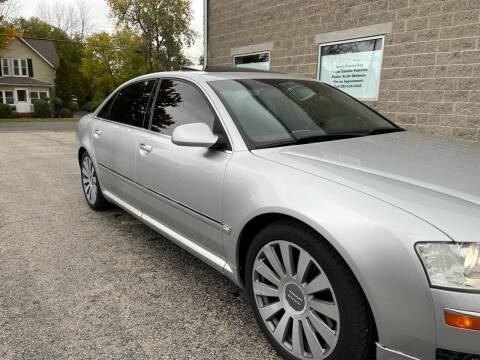 2007 Audi A8 L for sale at Select Auto Brokers in Webster NY