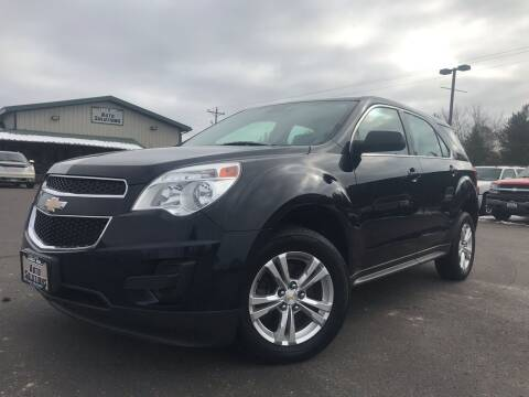 2015 Chevrolet Equinox for sale at Lakes Area Auto Solutions in Baxter MN