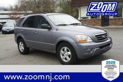 2008 Kia Sorento for sale at Zoom Auto Group in Parsippany NJ