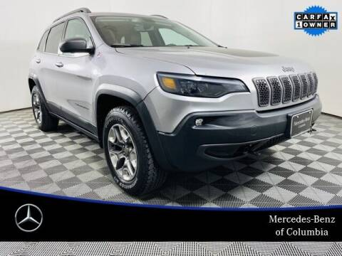 2019 Jeep Cherokee for sale at Preowned of Columbia in Columbia MO