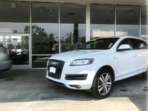 2014 Audi Q7 for sale at Autos Wholesale in Hayward CA