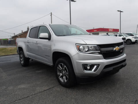 2016 Chevrolet Colorado for sale at TAPP MOTORS INC in Owensboro KY