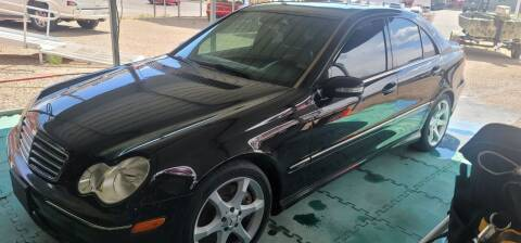 2007 Mercedes-Benz C-Class for sale at QUALITY MOTOR COMPANY in Portales NM