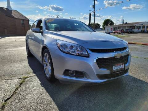 2016 Chevrolet Malibu Limited for sale at Dixie Automart LLC in Hamilton OH