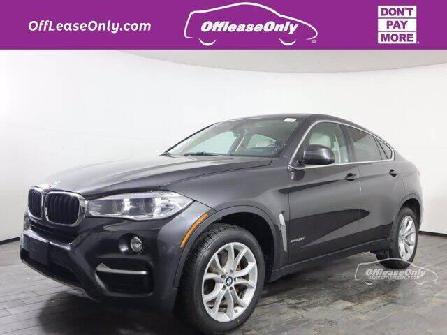 2016 BMW X6 for sale in Miami, FL