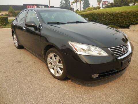 2007 Lexus ES 350 for sale at ARAX AUTO SALES in Tujunga CA