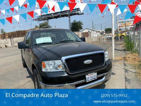2008 Ford F-150 for sale at El Compadre Auto Plaza in Modesto CA