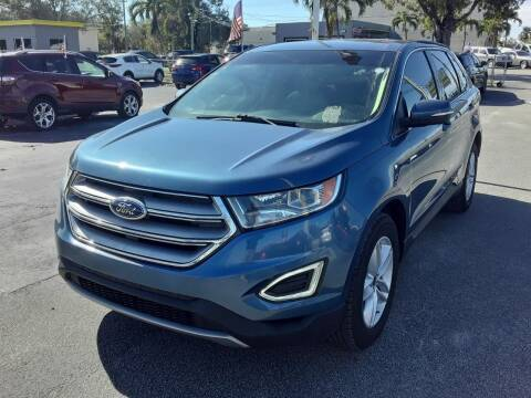 2018 Ford Edge for sale at YOUR BEST DRIVE in Oakland Park FL