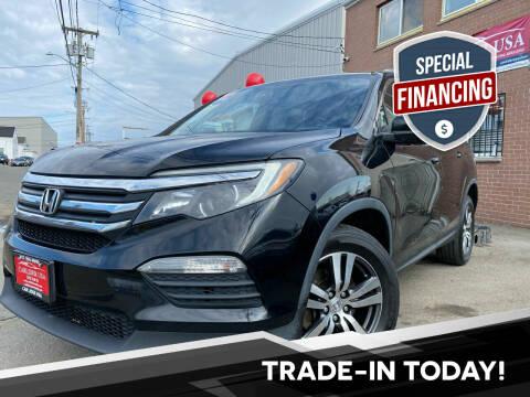 2016 Honda Pilot for sale at Carlider USA in Everett MA