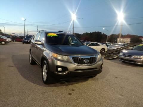 2011 Kia Sorento for sale at Kelly & Kelly Supermarket of Cars in Fayetteville NC
