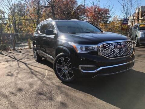 2017 GMC Acadia for sale at PRNDL Auto Group in Irvington NJ