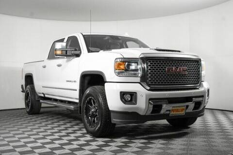 2017 GMC Sierra 3500HD for sale at Washington Auto Credit in Puyallup WA