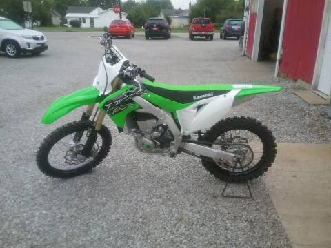 2019 Kawasaki KX 450 for sale at MIKE'S CYCLE & AUTO in Connersville IN