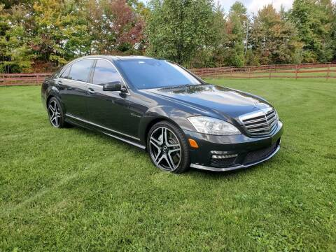 2013 Mercedes-Benz S-Class for sale at Motor House in Alden NY