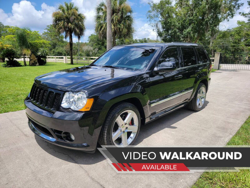 2010 Jeep Grand Cherokee for sale at Lake Helen Auto in Orange City FL