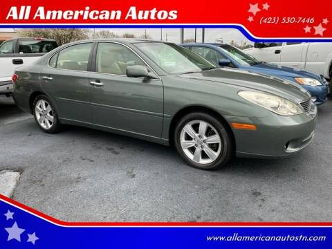 2005 Lexus ES 330 for sale at All American Autos in Kingsport TN