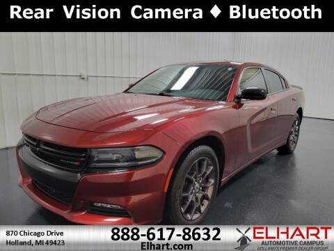 2018 Dodge Charger for sale at Elhart Automotive Campus in Holland MI