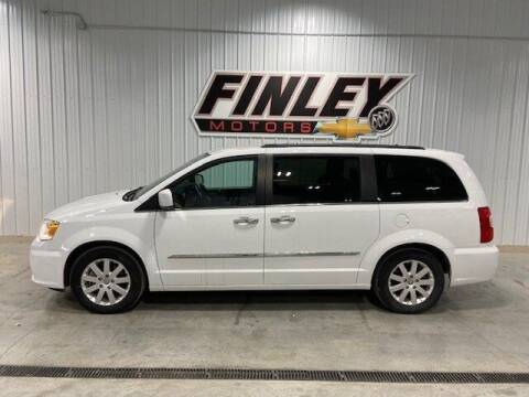 2015 Chrysler Town and Country for sale at Finley Motors in Finley ND