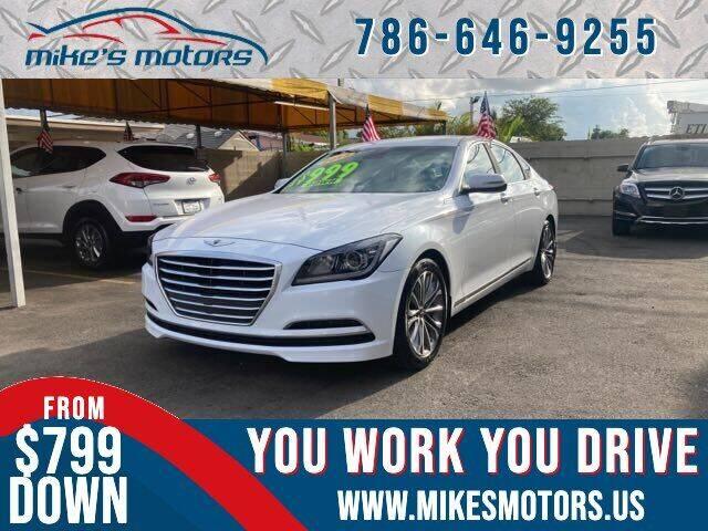 2015 Hyundai Genesis for sale in Miami, FL