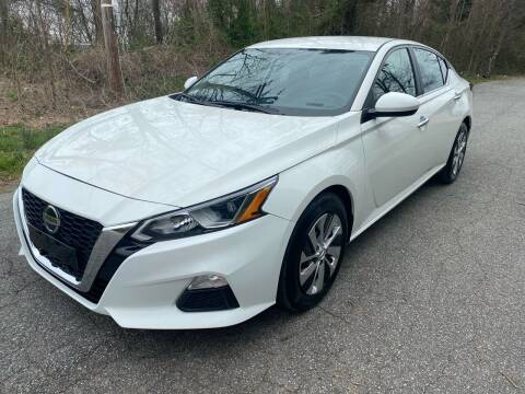 2020 Nissan Altima for sale at Speed Auto Mall in Greensboro NC