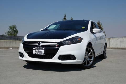2013 Dodge Dart for sale at BAY AREA CAR SALES 2 in San Jose CA