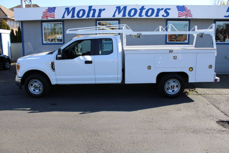 2019 Ford F-350 Super Duty for sale at Mohr Motors in Salem OR