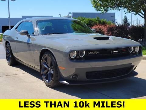 2019 Dodge Challenger for sale at Ken Ganley Nissan in Medina OH