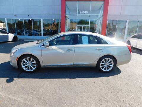 2014 Cadillac XTS for sale at Twins Auto Sales Inc Redford 1 in Redford MI
