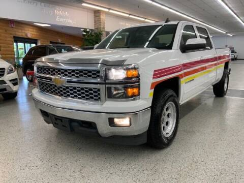 2015 Chevrolet Silverado 1500 for sale at Dixie Imports in Fairfield OH