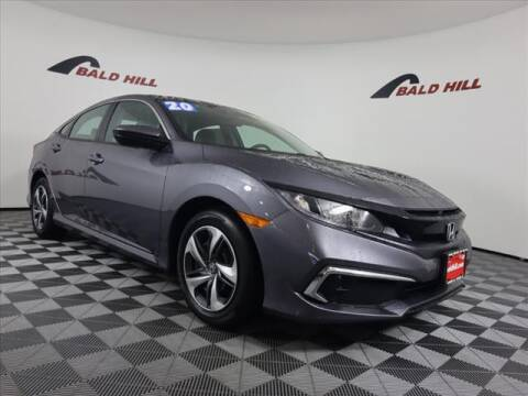 2020 Honda Civic for sale at Bald Hill Kia in Warwick RI