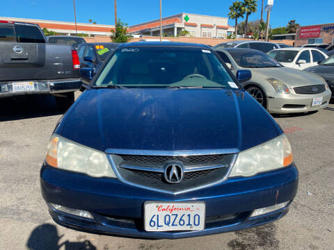 2003 Acura TL for sale at North County Auto in Oceanside CA