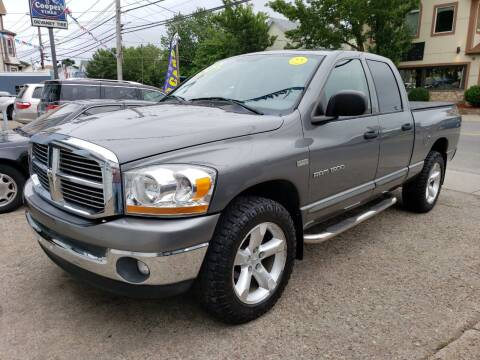 2006 Dodge Ram Pickup 1500 for sale at Devaney Auto Sales & Service in East Providence RI