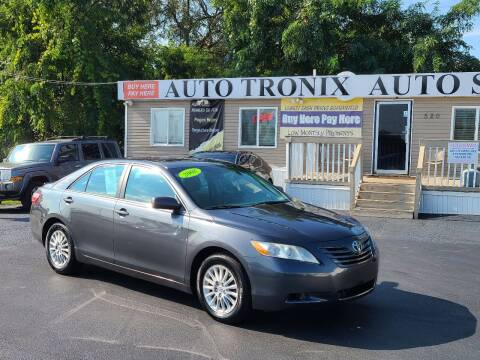 2008 Toyota Camry for sale at Auto Tronix in Lexington KY