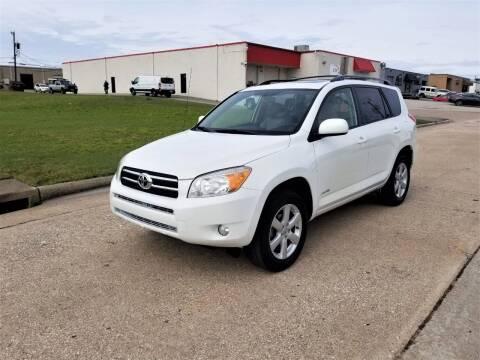 2007 Toyota RAV4 for sale at Image Auto Sales in Dallas TX