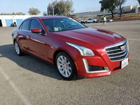 2015 Cadillac CTS for sale at A.I. Monroe Auto Sales in Bountiful UT