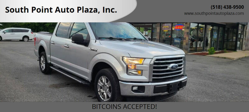 2016 Ford F-150 for sale at South Point Auto Plaza, Inc. in Albany NY