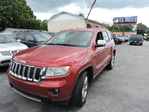2011 Jeep Grand Cherokee for sale at C & C Motor Co. in Knoxville TN
