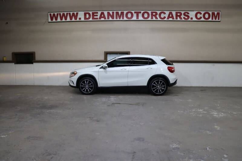 2015 Mercedes-Benz GLA for sale at Dean Motor Cars Inc in Houston TX