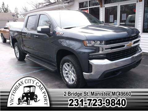 2019 Chevrolet Silverado 1500 for sale at Victorian City Car Port INC in Manistee MI