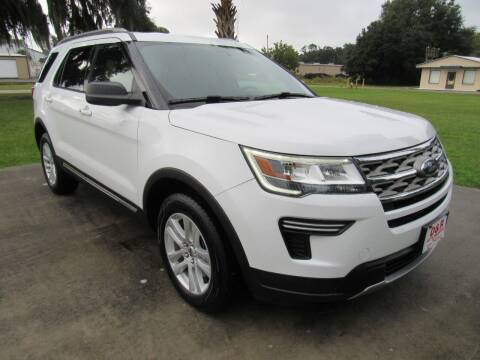 2018 Ford Explorer for sale at D & R Auto Brokers in Ridgeland SC