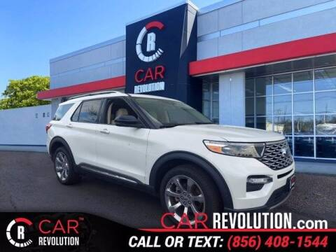 2020 Ford Explorer for sale at EMG AUTO SALES in Avenel NJ
