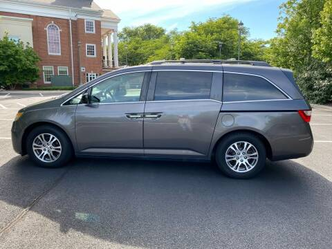 2012 Honda Odyssey for sale at Car World Inc in Arlington VA